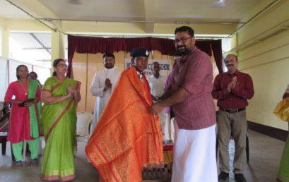 Congratulations to Kannan Sreedharan